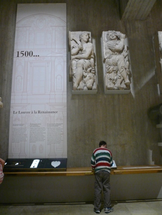 Louvre Museum for autistic visitors